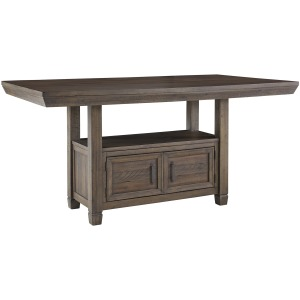 JOHURST COUNTER HEIGHT TABLE