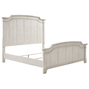 NASHBRYN KING PANEL BED
