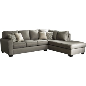 Calicho 2-Piece Sectional with Chaise