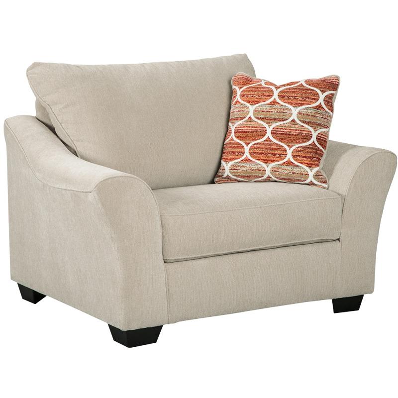 Lisle Nuvella Oversized Chair