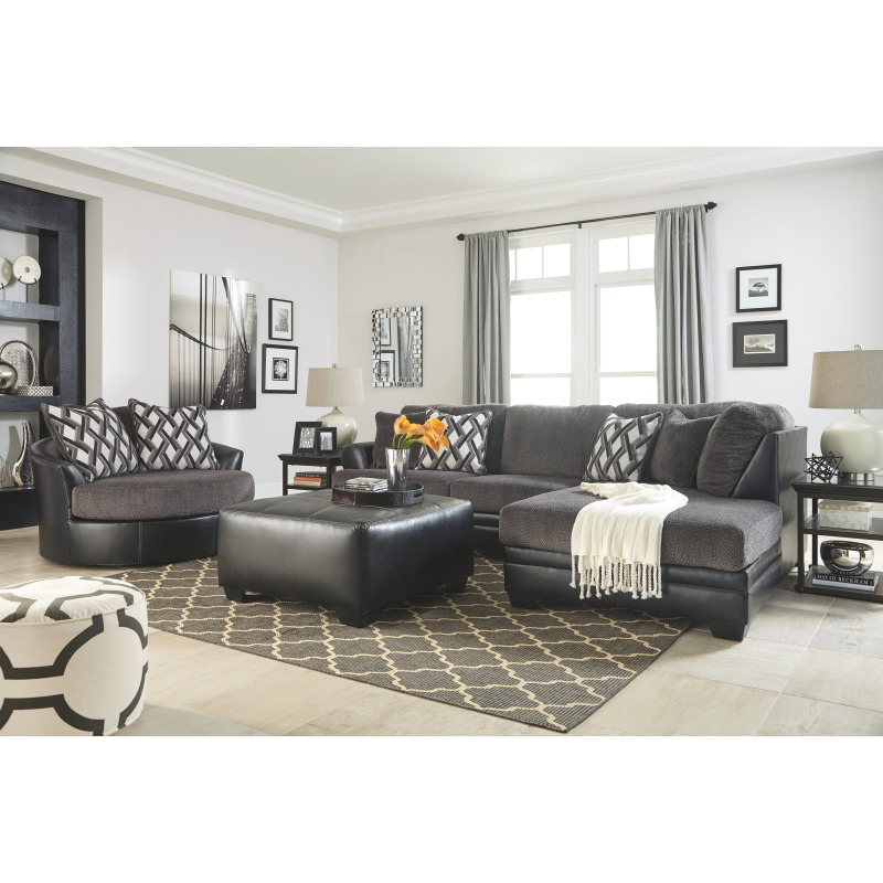 Kumasi 2-Piece Sectional with Chaise