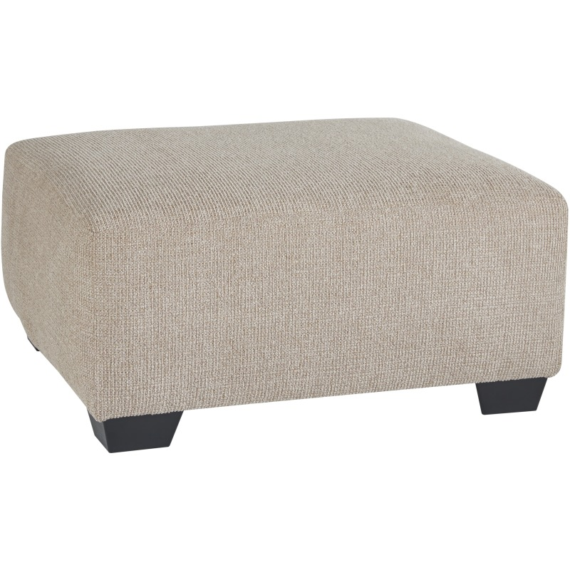 Baranello Oversized Accent Ottoman