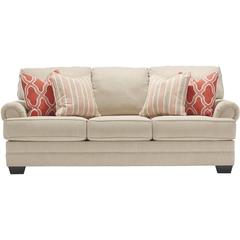Awe Inspiring Sansimeon Queen Sofa Sleeper By Benchcraft 7990439 Cjindustries Chair Design For Home Cjindustriesco