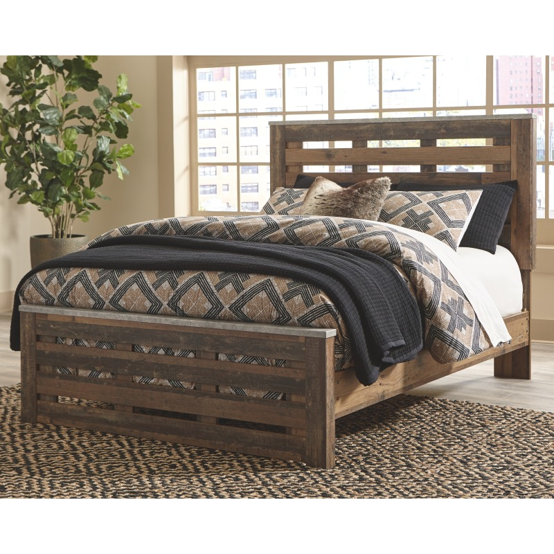 Chadbrook Queen Panel Bed