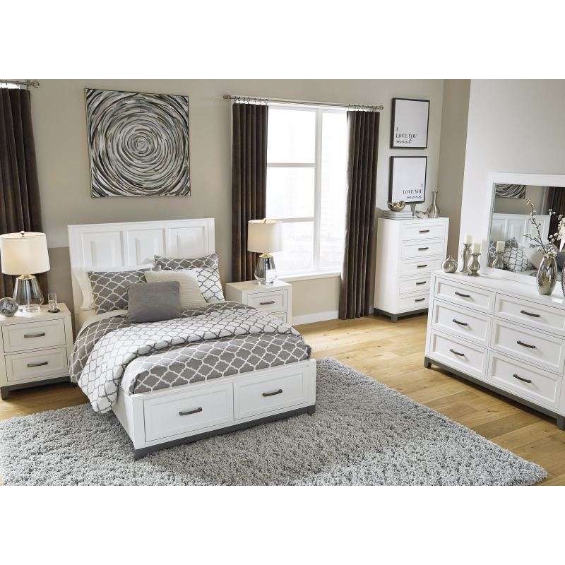 Brynburg Full Panel Bed