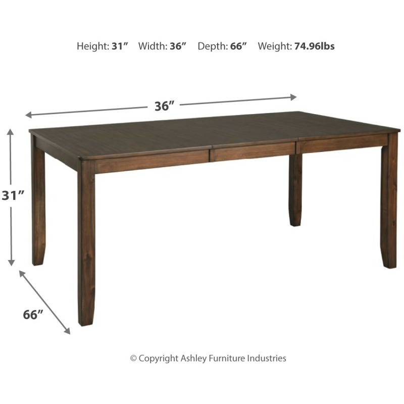Drewing Dining Room Table