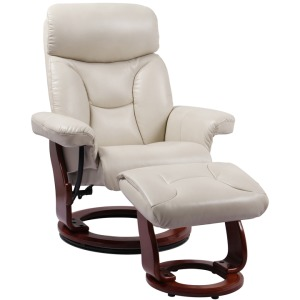 Emmie II Reclining Chair w/Footrest - Taupe