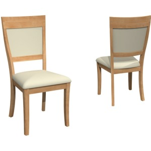 Casual Contemporary Chair