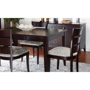 """DINING TABLE W/1-12""""LEAF"""