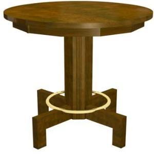Mission Pub table