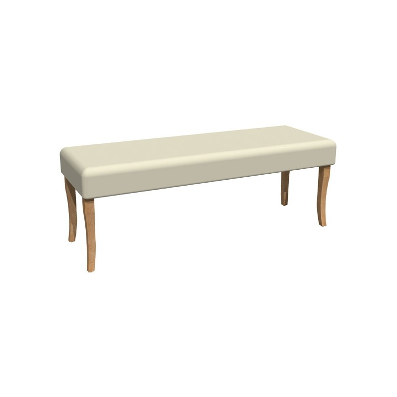 Casual Contemporary Bench