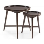 Putnam Round Table (Set of 2)