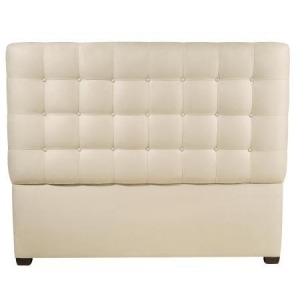 Avery Button-Tufted Headboard (88.375x54.5)