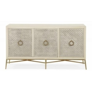 Salon Entertainment Bar Console