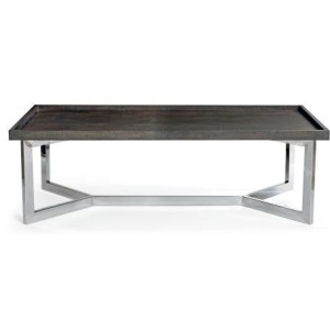 Stratton Metal Cocktail Table