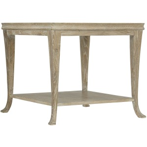 Rustic Patina End Table