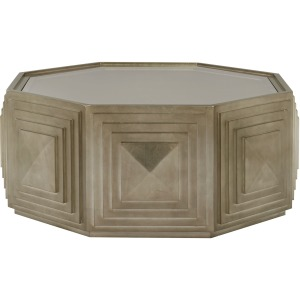 Mosaic Round Cocktail Table
