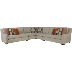 Germain 5 PC Sectional