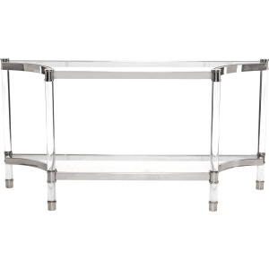 Soho Luxe Console Table
