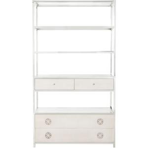 Criteria Metal Bookcase