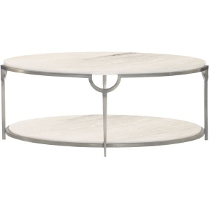 Morello Oval Cocktail Table