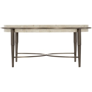 Barclay Metal Round Cocktail Table