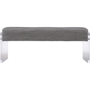 Frey Leather Bench
