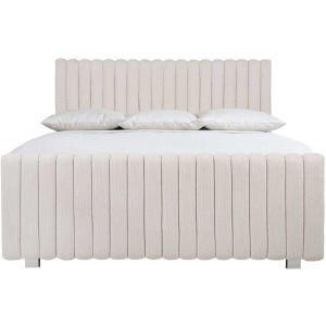 Silhouette Panel Bed