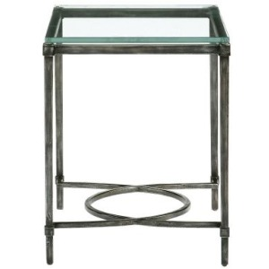 Palmer Metal End Table