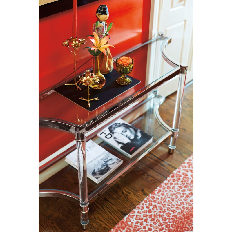 Astounding Soho Luxe Console Table By Bernhardt Furniture 368 910 Download Free Architecture Designs Ferenbritishbridgeorg