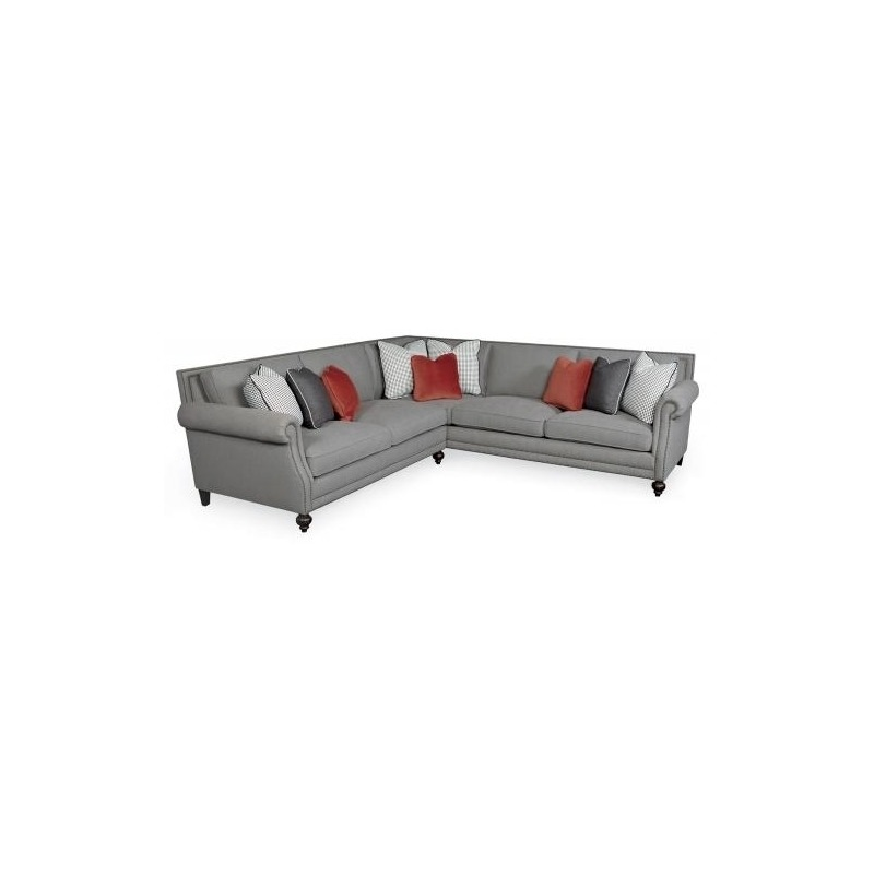 Fantastic Brae Sectional Sofa By Bernhardt Furniture Oskar Huber Interior Design Ideas Oxytryabchikinfo