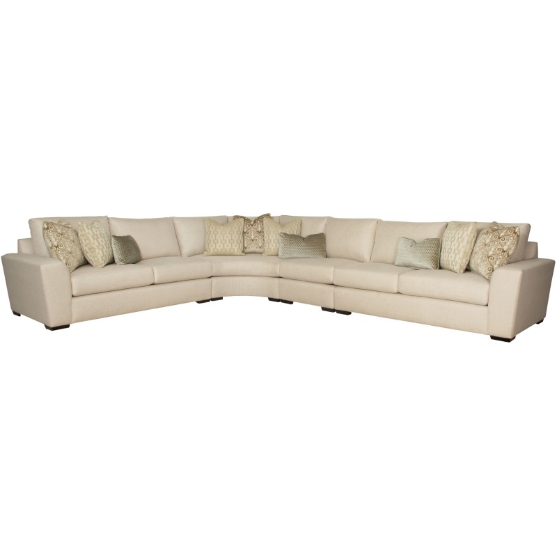Marvelous Lockett Sectional Sofa By Bernhardt Furniture B2142 B2160 Interior Design Ideas Oxytryabchikinfo