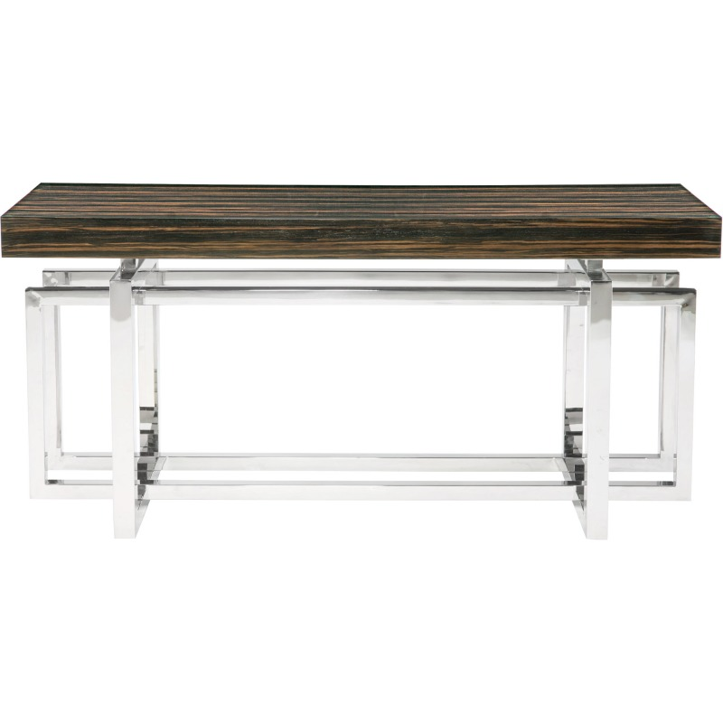 Enjoyable Jarrett Console Table Wood Top And Metal Base By Bernhardt Interior Design Ideas Clesiryabchikinfo