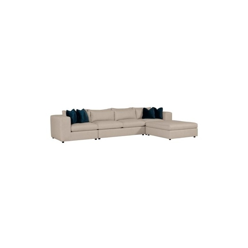Surprising Como Sectional Group By Bernhardt Furniture B4636 B4640 Home Remodeling Inspirations Basidirectenergyitoicom