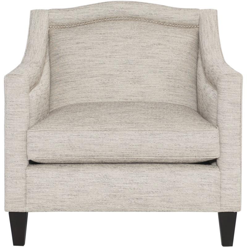 Brilliant Strickland Chair By Bernhardt Furniture N6192 Gladhill Interior Design Ideas Clesiryabchikinfo