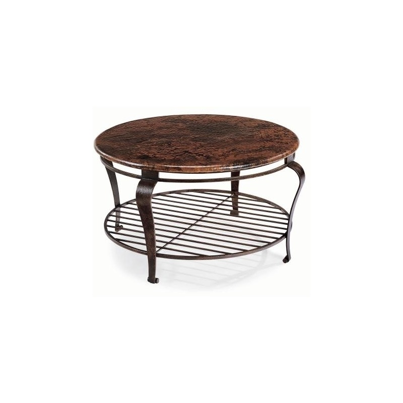Clark Round Cocktail Table