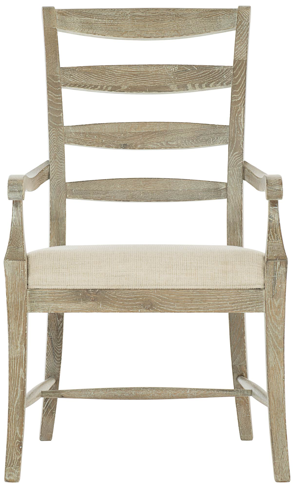 Ladderback Arm Chair by Bernhardt Furniture - 387-556 ...