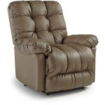 Brosmer Power Lift Recliner - Leather