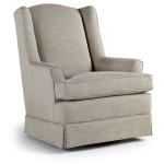 Natasha Swivel Glider Chair