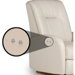 2A44 Space Saver Recliner