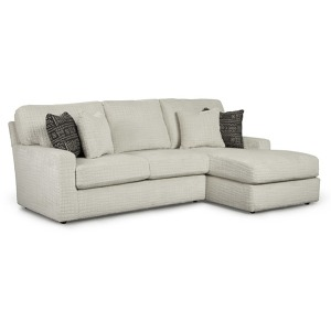 Dovely 2 PC Sectional