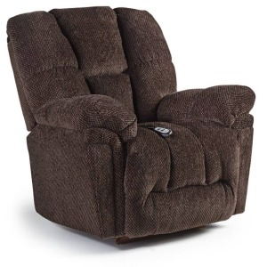 Lucas Power Rocker Recliner