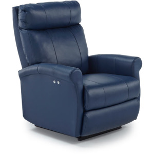Codie Power Swivel Glider Recliner w/ Head Tilt