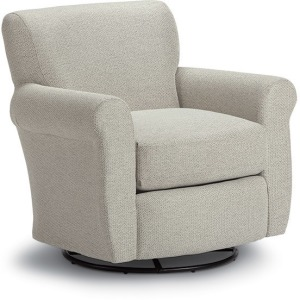 Gemily 2837 Swivel Glider