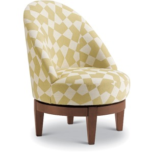 Loflin Swivel Chair