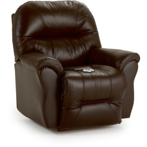 Bodie Power Rocker Recliner - Leather