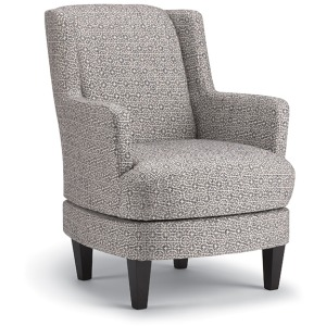 Violet Swivel Chair