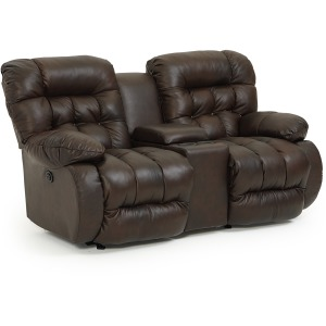 Plusher Lvst. Motion Loveseat
