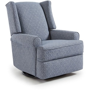 Logan Power Swivel Glider Recliner