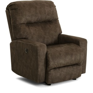 Kenley Power Swivel Glider Recliner W/ Power Tilt Headrest